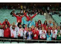 Türkiye 4. İslami Dayanışma Oyunları'nda 2. oldu