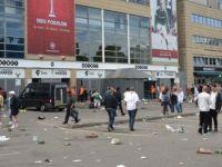 Kopenhag'da olaylı derbi: 14 gözaltı