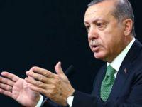 Erdoğan: Bizi korkutmaya gücünüz yetmez