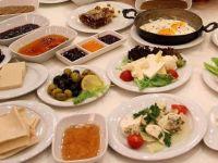 Sağlık Bakanlığı'nda 'örnek' kahvaltı