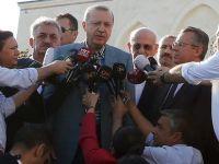 Erdoğan'dan rahatsızlığı sonrası ilk açıklama