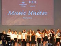 Avusturya'da Türk öğrencilerden konser