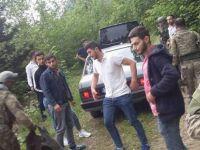 Trabzon'da PKK'dan bombalı saldırı