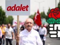 Sosyalist Enternasyonal'den 'Adalet Yüyüşü'ne destek