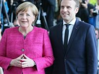 Macron: Almanya ile kader ortağıyız