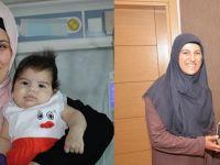 Sosyal medyadan duydu, Mehmet bebeğe can oldu