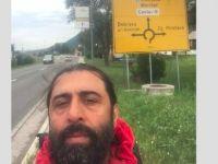 Barış için Almanya'dan Türkiye'ye yürüyor
