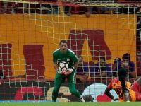 Galatasaray Avrupa'ya erken veda etti