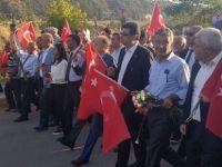 CHP, Tunceli'de 'Necmettin Öğretmen'i andı
