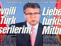 Gabriel'den Almanya'daki Türklere mektup