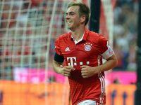 Almanya'da yılın futbolcusu seçildi