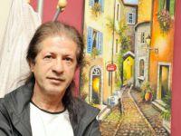 Türk ressamın gözünden Hamburg