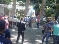 Festival alanında ağaç devrildi: En az 11 ölü