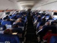 Uçakta şeker komasına giren yolcu öldü