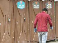Sığınmacılara mahkeme kararıyla tuvalet