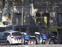 Dünya liderleri Barselona'daki saldırıyı kınadı
