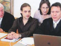 Bora, Almanya'da adalet arıyor