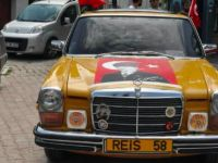 Klasik Mercedes tutkunları buluştu
