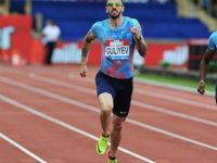 Ramil Guliyev ilk sırada
