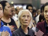 103 yaşında ABD vatandaşı oldu