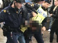 Stockholm'de bıçaklı saldırı