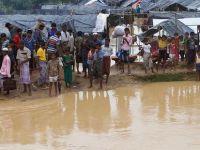 Hindistan Arakanlılara deniz sınırını kapattı
