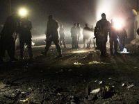 Maytap fabrikasında patlama: 7 ölü
