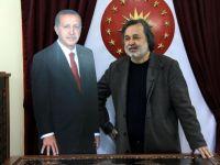 Rize'de Erdoğan'ın maketi tepki çekti