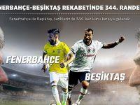 Fenerbahçe-Beşiktaş 344. randevusunda