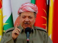 Barzani'den Kürt diasporasına gösteri çağrısı