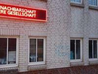 Almanya'da seçim gecesi camiye çirkin saldırı