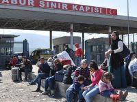 'Habur Sınır Kapısı kapatılmadı'