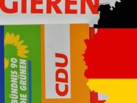 Yeşiller, anketlerde SPD'yi geçti