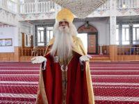 Alman Noel Baba, camide dua etti