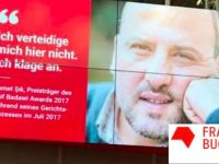 Ahmet Şık'a Cesur Gazetecilik Ödülü