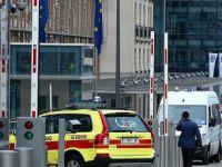 AB Konseyi'nde 'zehir' alarmı: Bina tahliye edildi