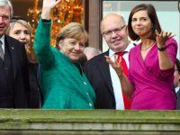 Almanya'da hükümet kurma görüşmeleri başladı
