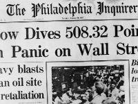 30 yıl önce bugün: Kara Pazartesi