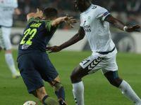 Atiker Konyaspor, Salzburg'a evinde yenildi