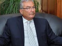 Baykal, Ankara'ya döndü