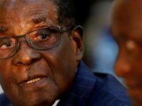 WHO: Mugabe'nin iyi niyet elçiliğini iptal etti