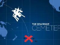 Yeryüzünde uzay aracı mezarlığı