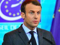 Macron: Türk halkı onlar için savaşmamızı hak ediyor