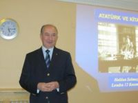 '90. Yılında Nutuk ve Atatürk Kitapları'