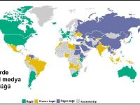 'Türkiye'de sosyal medya özgür değil'