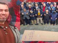 Hollanda'da öldürülen Türk, Trabzon'da toprağa verildi