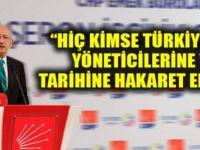 Kılıçdaroğlu'ndan NATO'ya tepki