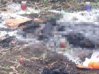 Satanist ayininde bir Türk'ü kurban ettiler