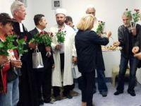 Bavyera'daki şehir hastanesine mescit açıldı