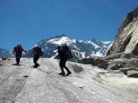 Alpler dağcılara mezar oldu